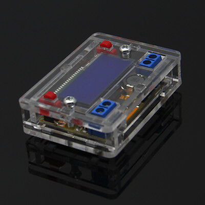 New DC-DC step-down power supply adjustable push-button module with LCD display