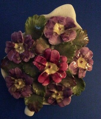 "AYNSLEY ""April Primrose"" Hand Modelled & Painted Ornament"