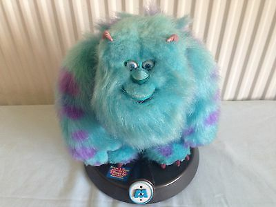 Monsters Inc Roaring Sulley Room Guard Plush, Toy.