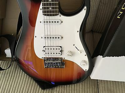 monterey electric guitar