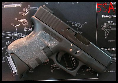 NEW (CCP15) Glock 26 Upgrade Kit! Includes 11 Custom Upgrades - 15 Actual parts