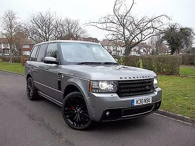 Land Rover Range Rover 3.6Td V8 Auto Vogue Se 7 Seater Overfinch