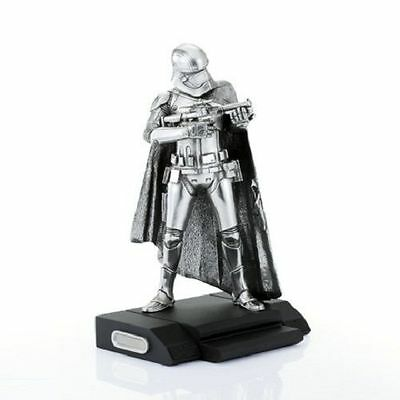 Star Wars Pewter Figurine Captain Phasma  Limited Edition  ******  UK  ********