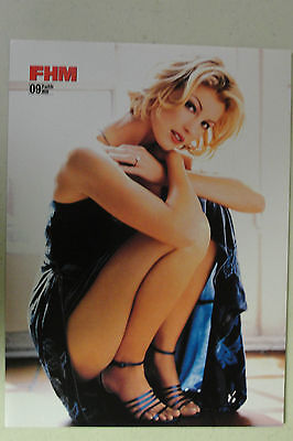 FAITH HILL Full Page Pinup magazine clipping ABSOLUTELY STUNNING IN BLUE DRESS