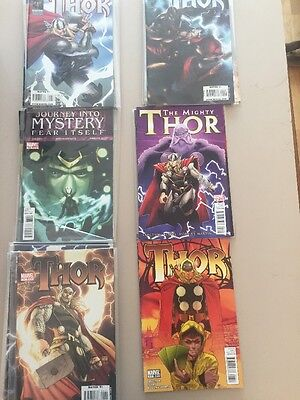 Thor Comics Marvel, 35 Comics