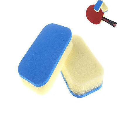 Cleaning Sponge Professional Table Tennis Racket Cleaner Ping Pong Accessory