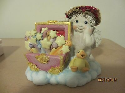 Dreamsicles Angel Cherub #e0003 10 Treasured Years Limited Event Piece Signed