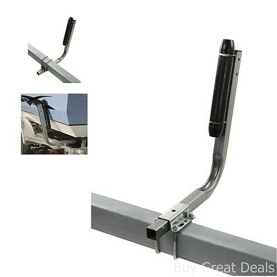 Trailer Roller Guide-On Pre-Galvanized Steel Uprights 15 Degree Cradle Boat Ramp
