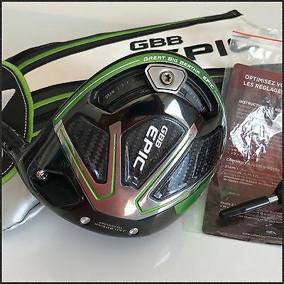 Callaway Epic Driver | 10.5° | Shaft Project X Hzrdus T800 | Flex 5.5