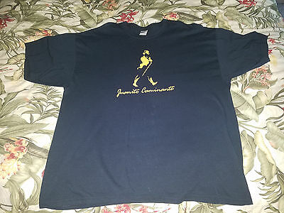 "Gently Used Johnny Walker ""Juanito Caminante"" Novelty T-Shirt__Size XXL__"