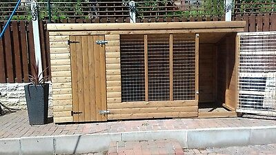 10Ft Dog Kennel And Run