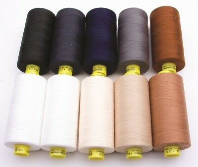 Gutermann Sew-All Industrial 10X1000M Utility Rrp£79.90