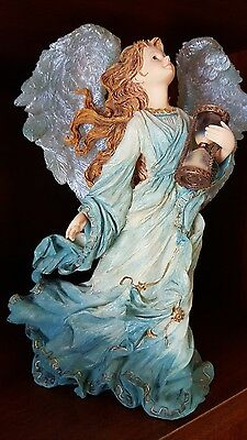 Boyds charming angels Tessa Guardian of Time