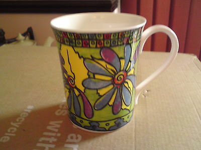 Fine Bone China Mug/ cup Royal Sutherland, made in england, VGC, FREE-MAILING.