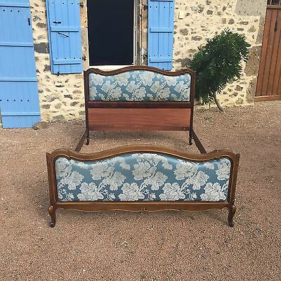 Capitonne French Double Bed