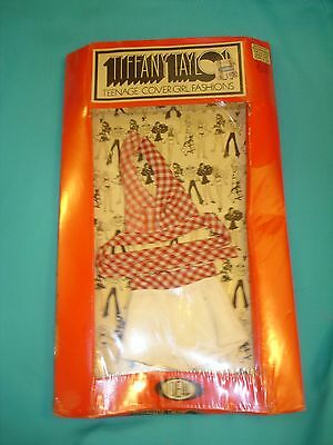 Ideal Tiffany Taylor Doll outfit NRFB Halter Top & shorts 1975