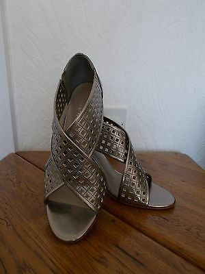 Marks And Spencer Autograph Ladies High Heel Shoes Size Uk 6 Eu 39
