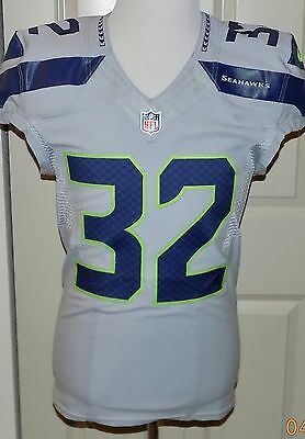 32JERON JOHNSON, COA, Game Used vs PACKERS 12/11/2016, Direct From The SEAHAWKS.
