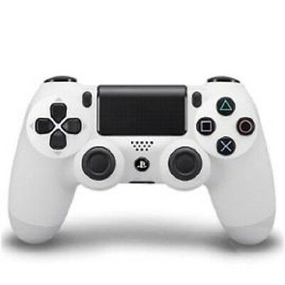 MANETTE  SONY PS4 DUAL SHOCK 4 Blanche OFFICIEL PlayStation