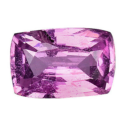 0.885 Cts Prosperous Stunning Luster Natural Sapphire Cushion Loose Gemstones