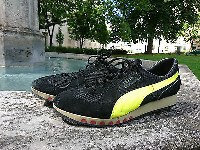 Vintage 1970´s Puma -Touring Super- West Germany Size 45 Sneaker Turnschuhe