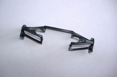 Scalextric spares, F1 and others, front suspension unit, Black,  N.O.S