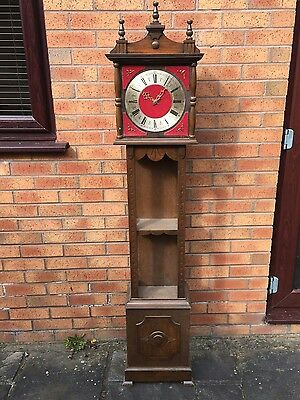 Grandfather Grandmother Style Antique Clock