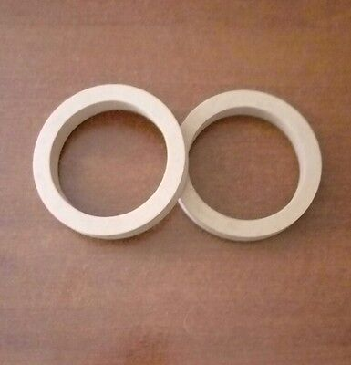 10pz supporti  casse MDF ring bracket speakers