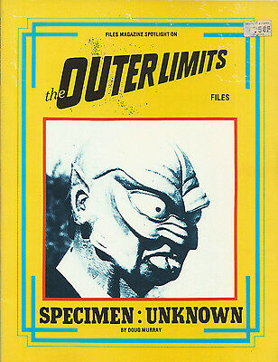 The Outer Limits Files Magazine Spotlight