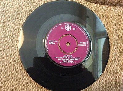 "The Laurie Johnson Orchestra Sucu Sucu 7"" vinyl classical 45rpm 1960s"