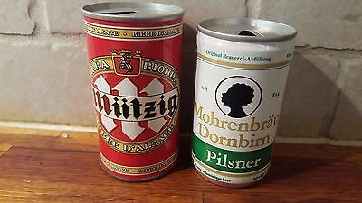 Ococ France - Austria Old Cans