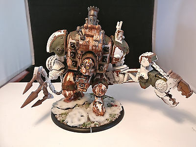 *Part Painted* Warmachine Mercenary Galleon Collosal