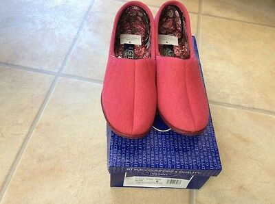 Ladies GBS Audrey Slippers Rose Size 6