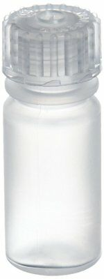 Nalgene 2006-9050 Narrow-Mouth Bottle, Polypropylene, 15mL Pack of 12