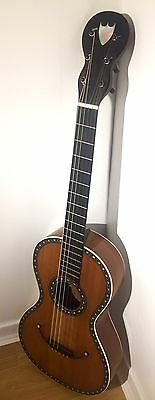 Guitare Romantique Rare Français 1828 / French Rare Romantic Guitar 1828