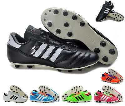 Originals Mens Copa Mundial Leather FG Football Boots Soccer Shoes Cleats