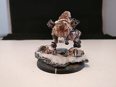 *Well Painted* Warmachine Mercenary Ghordson Basher