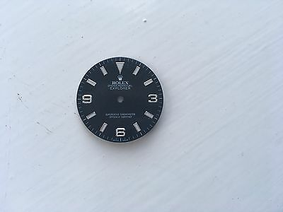 Rolex Explorer 112470 Dial Only