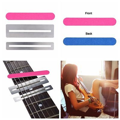 3 Pcs Guitar Cleaning Polish Tool Fretboard Guard Protector Musical Instrument