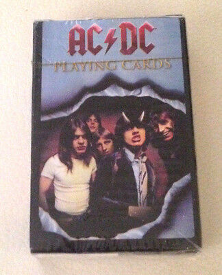 AC/DC Playing Cards - Official Licensed Product