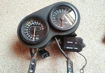 Suzuki Gsxr 750 J K L M Slingshot Clocks Speedo Rev Counter Low Miles 1100