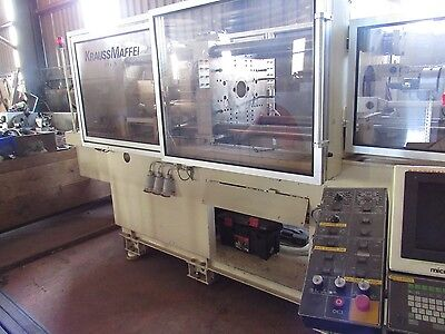Krauss maffei 150 tonne injection moulding machine. All parts available