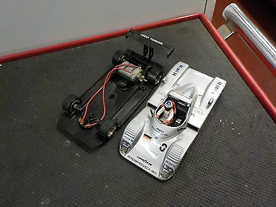 Fly Joest Porsche Test Car Used Unboxed