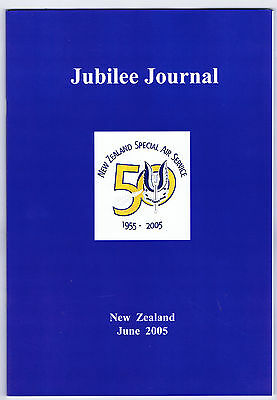 Special Air Service NZ S.A.S. Jubilee PHOTO ALBUM Scrapbook UNPUBLISHED Personal
