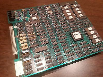 Splash gaelco placa recreativa  jamma arcade coin-op cps2 sega