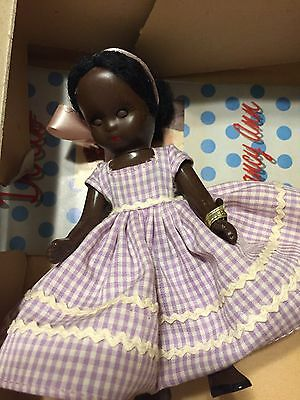 Nancy Ann Storybook doll Black girl Topsy EXC. condition with wrist tag and box