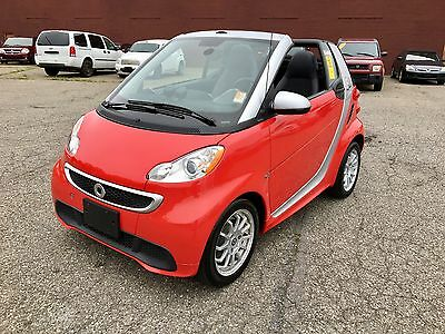 2013 Smart FORTWO ELECTRIC DRIVE CONVERTIBLE MSRP $29,250 ABSOLUTE SALE NO RESERVE 2013 SMART FORTWO ELECTRIC DRIVE CONVERTIBLE MSRP $29,250  CAR FAX