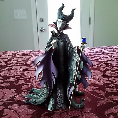 COUTURE DE FORCE Disney Showcase Sleeping Beauty Villain 4031540 MALEFICENT NEW