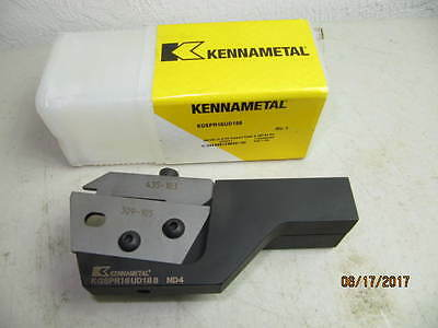Km New Indexable Deep Grooving Tool Holder For  Lathe / Cnc Made In Usa