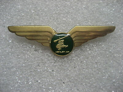 Badge HENLEY AIR Helicopter,Pilot wings,South Africa